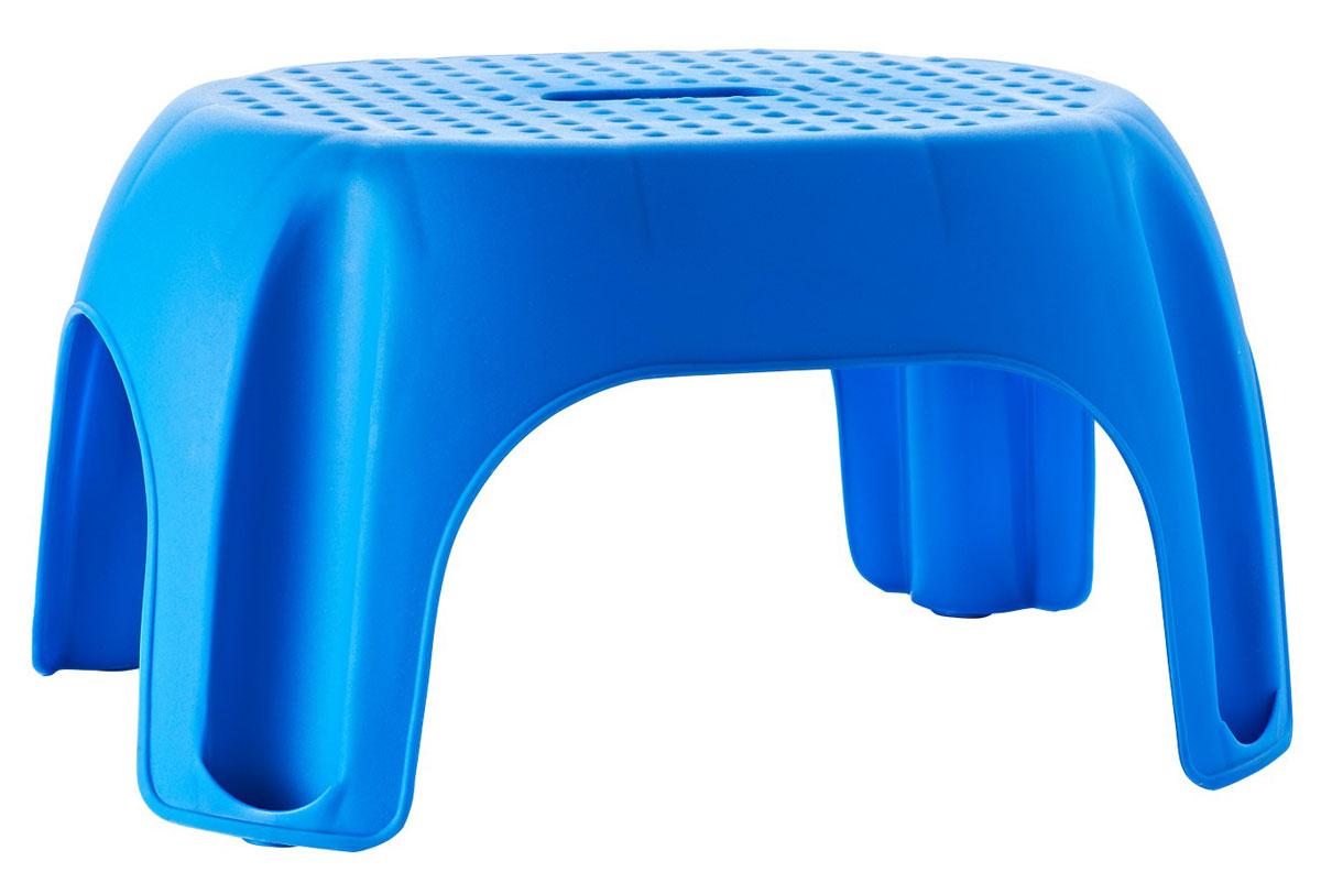 Табурет в ванную Ridder Promo, цвет: синий531-105Высококачественный немецкий табурет из пластика для ванны разработан и запатентован компанией Ridder. Серия Assistent создана для комфорта и безопасности, в том числе пожилых людей и лиц с ограниченными возможностями.Не содержит токсичных веществ.Безопасность изделия соответствует стандартам LGA (Германия).