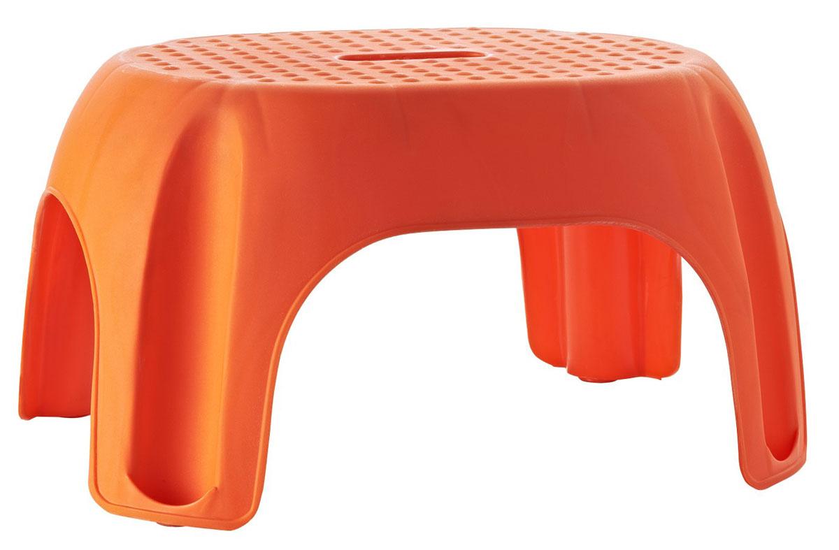 Табурет в ванную Ridder Promo, цвет: оранжевыйА1102614Высококачественный немецкий табурет из пластика для ванны разработан и запатентован компанией Ridder. Серия Assistent создана для комфорта и безопасности, в том числе пожилых людей и лиц с ограниченными возможностями.Не содержит токсичных веществ.Безопасность изделия соответствует стандартам LGA (Германия).