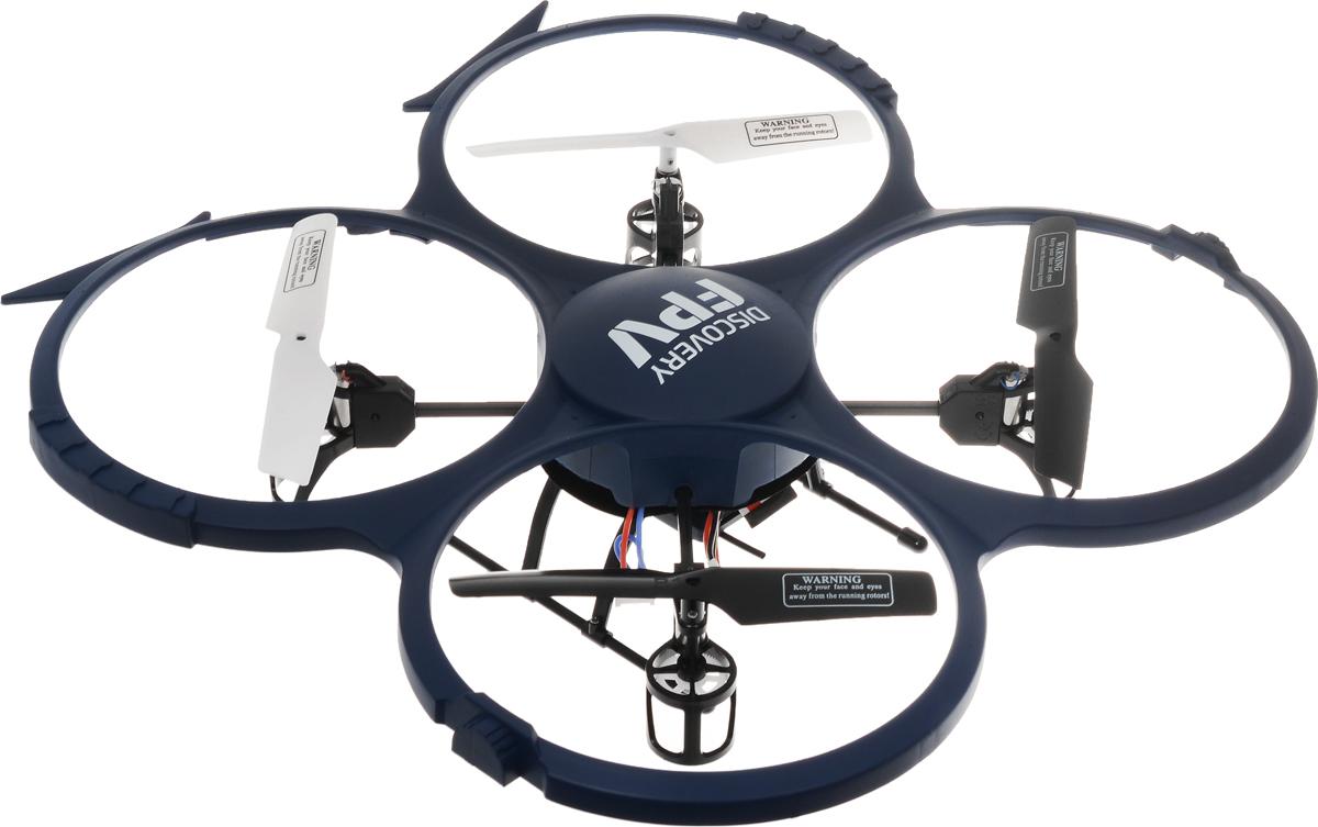 Pilotage Квадрокоптер на радиоуправлении Discovery FPV RTR