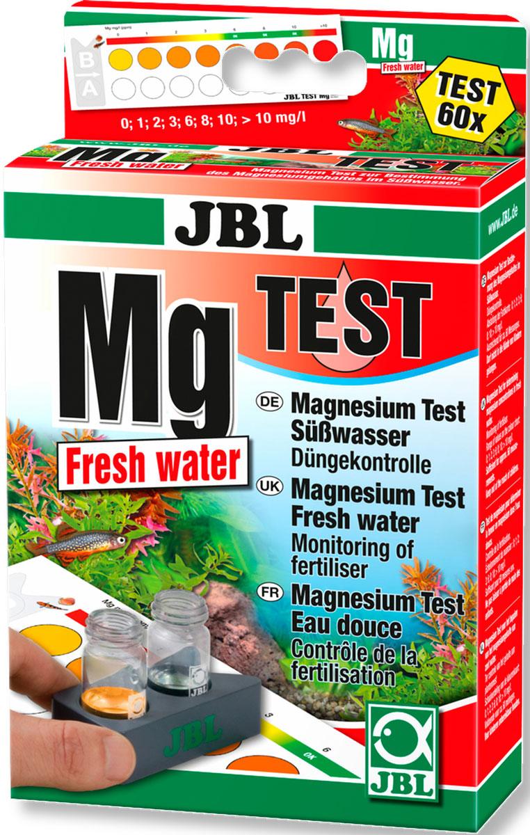 Тест на магний JBL Magnesium Test-Set Mg FreshwaterJBL2541400Тест JBL Magnesium Test-Set Mg Freshwater предназначен для определения содержания магния в пресной воде. Применяется при проблемах с ростом растений и контроля внесения удобрений. Простой и надежный контроль параметров воды для аквариума. Правильный химический состав воды в аквариуме зависит от популяции рыб и растений. Даже если вода прозрачная, она может быть заражена. При плохих параметрах воды в аквариуме появляются болезни или водоросли. Для здорового аквариума с природными условиями важно регулярно проверять и корректировать параметры воды. Магний вместе с кальцием образует общую жесткость. Магний в дополнение к калию - один из макроэлементов, который необходим растениям для здорового и активного роста. В водопроводной воде магния для водных растений часто слишком мало, поэтому быстро появляются симптомы дефицита. Несмотря на регулярное внесение удобрений в аквариум магния может не хватать, и темпы роста растений снизятся. Лабораторная компараторная система учитывает цвет воды: наберите в кювету пробу воды, добавьте реагенты, поместите кюветы в держатель, посмотрите показания по цветовой шкале. Экспресс-тест Mg Magnesium Test Freshwater рассчитан примерно на 60 измерений. В комплекте 3 реагента, 2 стеклянные кюветы с крышками, шприц, компараторный блок и цветовая шкала. Реагенты также продаются отдельно. Проверяйте воду в аквариуме для поддержания здоровья и чистоты.