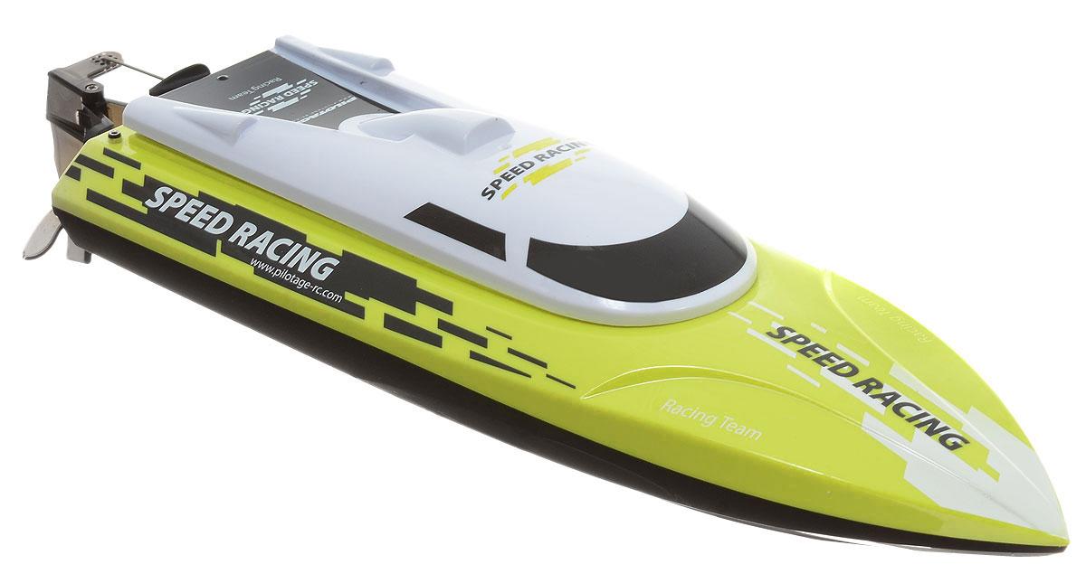 Pilotage Катер на радиоуправлении Speed Racing RTR цвет черный белый желтый