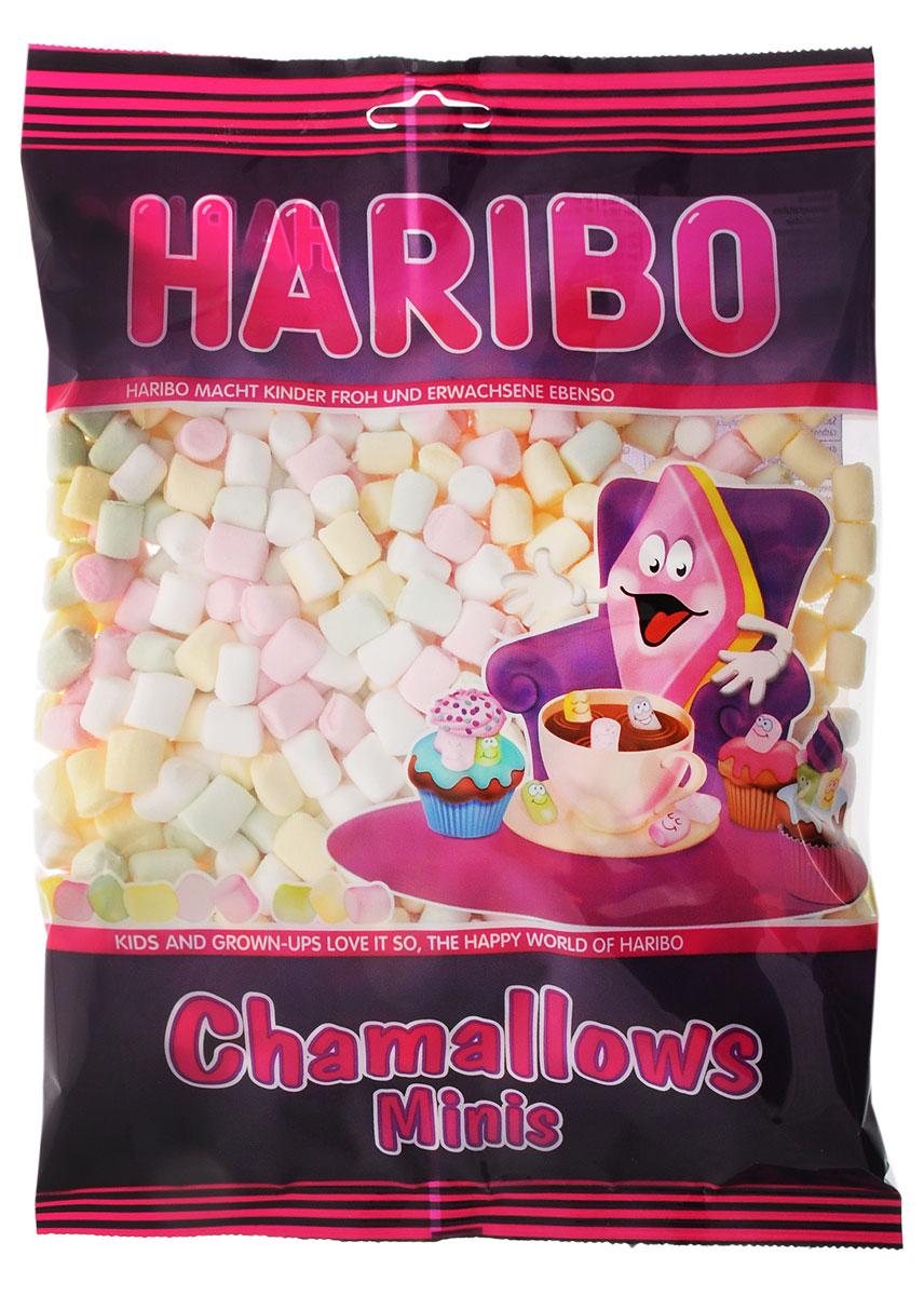 Haribo Шамелоуз Зефирный микс зефирные конфеты, 200 г0120710Конфеты Haribo Шамелоуз Зефирный микс такие яркие и такие маленькие! Вы можете добавить их в кофе, какао, десерты или мороженое.