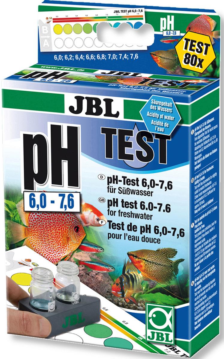 Комплект JBL pH Test-Set для контроля значения рН в пресной и морской воде от 6 до 7,6 единиц, 80 измерений upstream beginner a1 test booklet