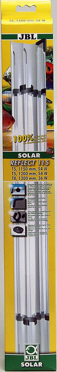 Отражатель JBL SOLAR REFLECT, для Т8 ламп 36 Вт и Т5 54 Вт, длина 1150 мм, новая М-форма101246JBL SOLAR REFLECT - Отражатель для Т8 ламп 36 ватт и Т5 54 ватта, длина 1150 мм., новая М-форма
