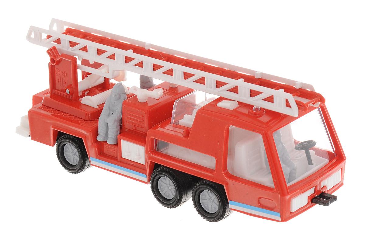 Форма Пожарная машина Супер-мотор пламенный мотор машинка инерционная volvo пожарная охрана