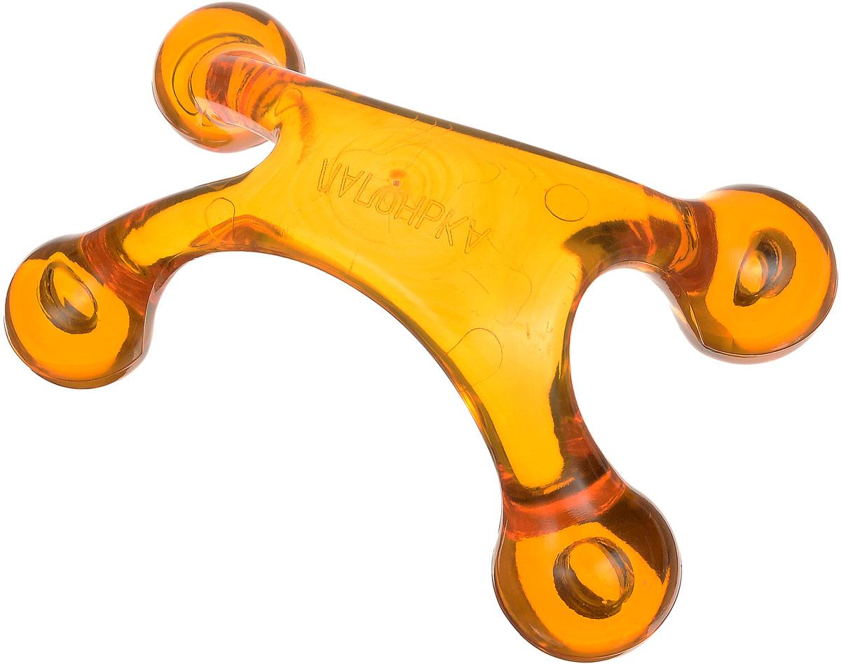 Лапонька-4 мануальный массажерЛапонька-4_оранжевый