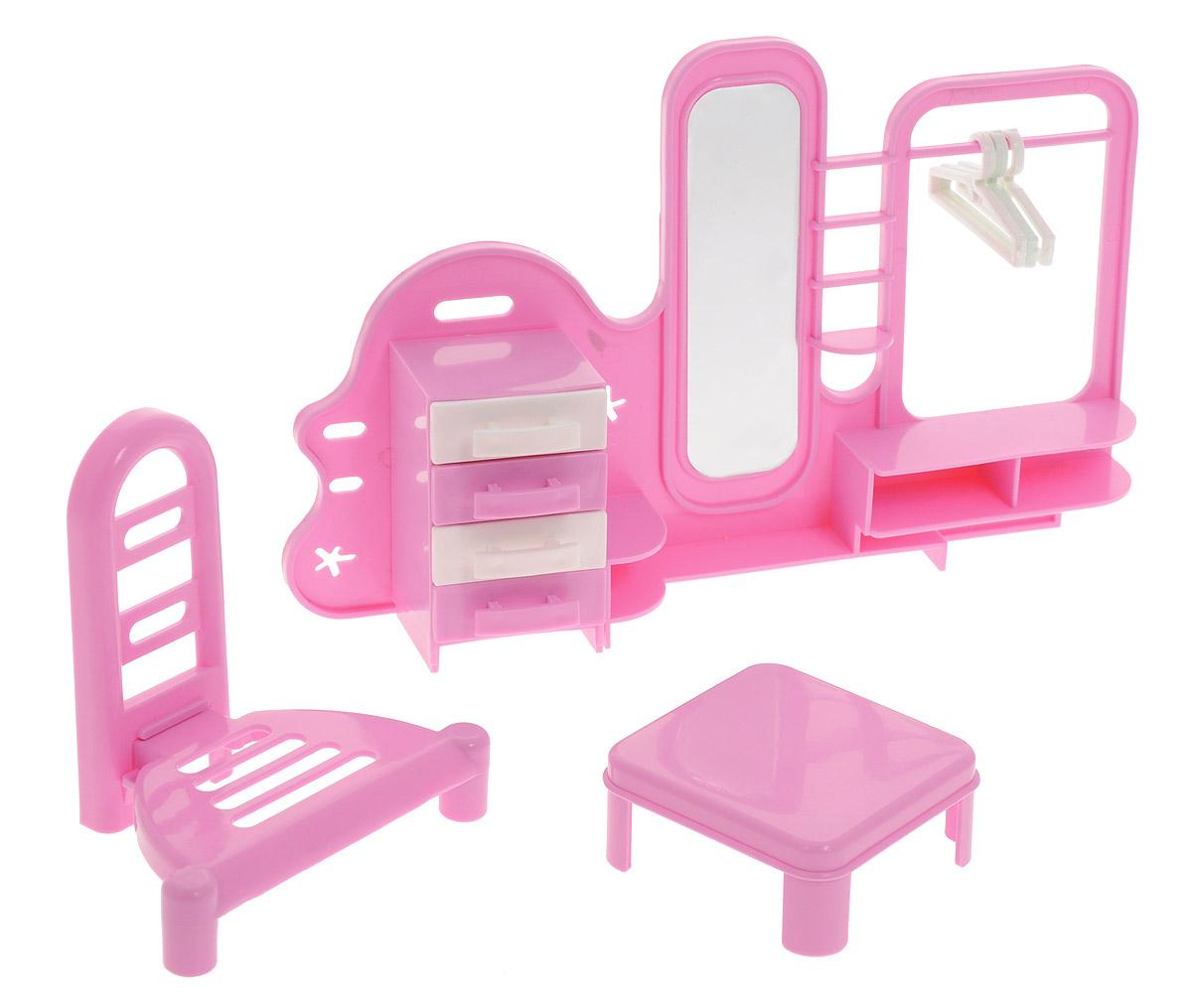 Форма Набор мебели для кукол Прихожая