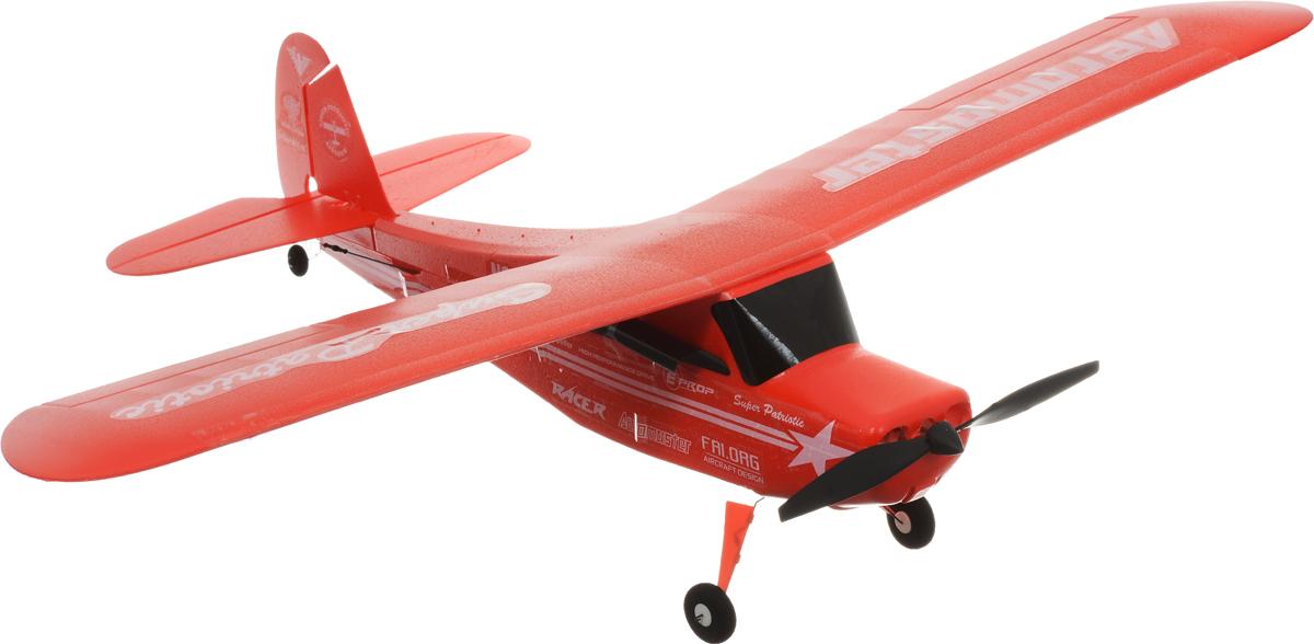 Pilotage Самолет на радиоуправлении Super Cub RTF цвет красный
