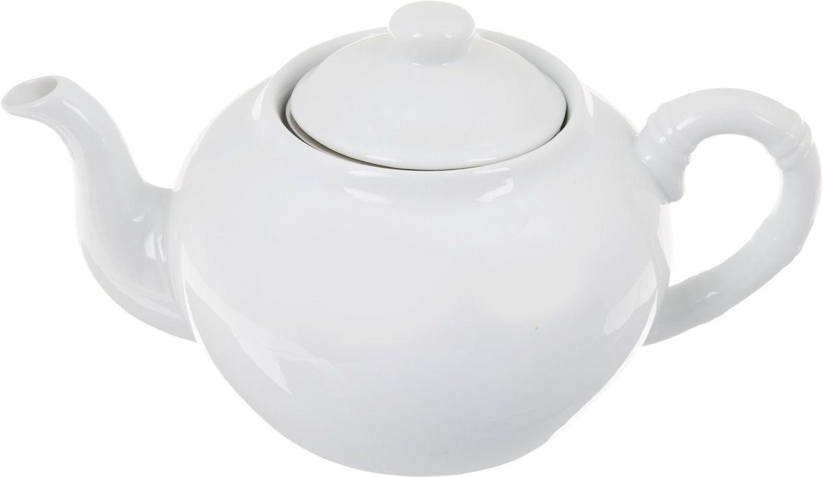 Чайник Patricia, с металлическим фильтром, 500 мл. IM04-090254 009305Цейлонский черный, зеленый с жасмином, травяной или ягодный - неважно. Любой чай в таком чайнике станет для вас наслаждением, поводом отдохнуть и перевести дыхание. Настоящие ценители этого напитка пьют только заварной чай, именно поэтому такой чай - незаменимый предмет на кухне у гостеприимной хозяйки.Не рекомендуется мыть в посудомоечной машине и использовать в СВЧ-печи.