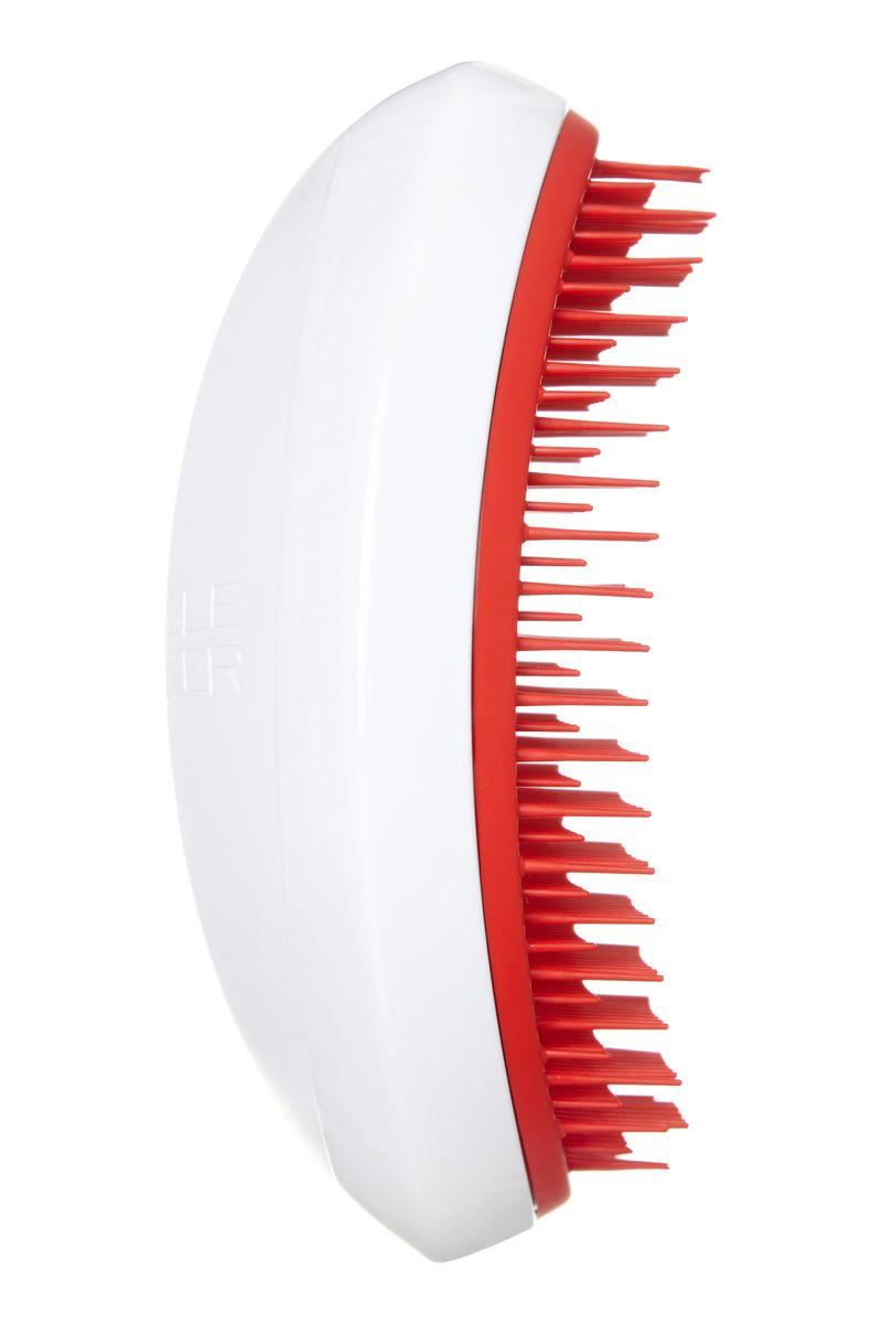 Tangle Teezer Расческа для волос Salon Elite Christmas White/RedMP59.4DTangle Teezer – оригинальная профессиональная расческа для расчесывания волос, которая позволит вам с легкостью всего за одну минуту без рывков и напряжения расчесать мокрые, уязвимые или окрашенные волосы не нарушая структуру волос и не причиняя себе дискомфорта.