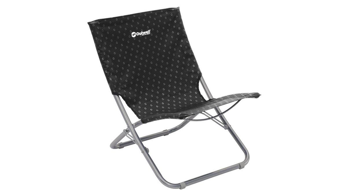 Кресло складное Outwell  Rawson , цвет: черный, серый, 60 х 42 х 60 см - Складная и надувная мебель