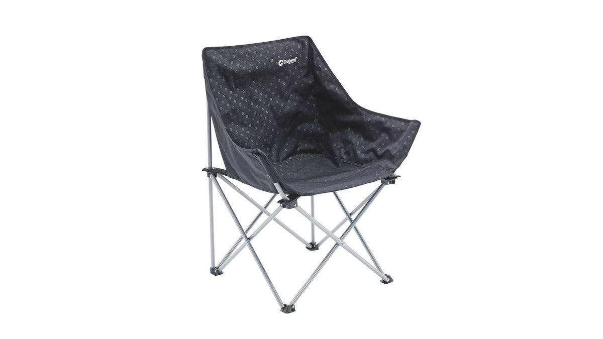 "Кресло складное Outwell ""Sevilla"", цвет: черный, 51 х 51 х 87 см"
