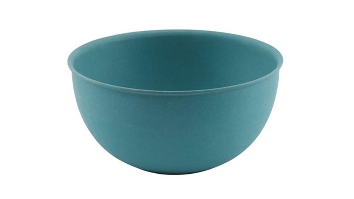 Миска Outwell Bamboo Ocean Bowl L, цвет: бирюзовый650288Миска Outwell Bamboo Ocean Bowl L изготовлена из высококачественного биоразлагаемого бамбука. Посуда из бамбука экологична, обладает высокими гигиеническими свойствами. Миска легкая, разбить ее гораздо сложнее, чем стеклянную.Такую кружку по достоинству оценят туристы, делающие выбор в пользу экологически чистых материалов.