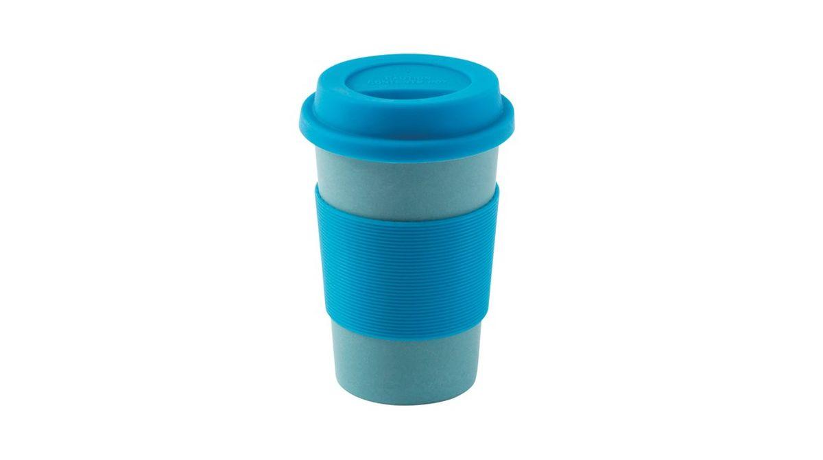 Кружка Outwell Bamboo Cup, цвет: синий, 300 мл650402Кружка с крышкой Outwell Bamboo Cup изготовлена из высококачественного биоразлагаемого бамбука. Кружка имеет термонепроницаемую силиконовую крышку и термоободок, защищающий руки от ожогов во время эксплуатации посуды. Посуда из бамбука экологична, обладает высокими гигиеническими свойствами. Кружка легкая, разбить ее гораздо сложнее, чем стеклянную.