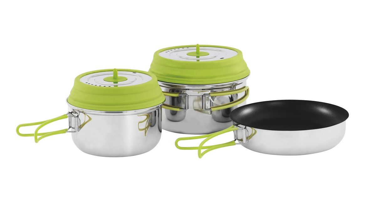 Набор посуды Outwell Gastro Cook Set L, 5 предметов h gastro–entrolog berning second world congress of gastroenterology grenzgebiete der gastroenterologie