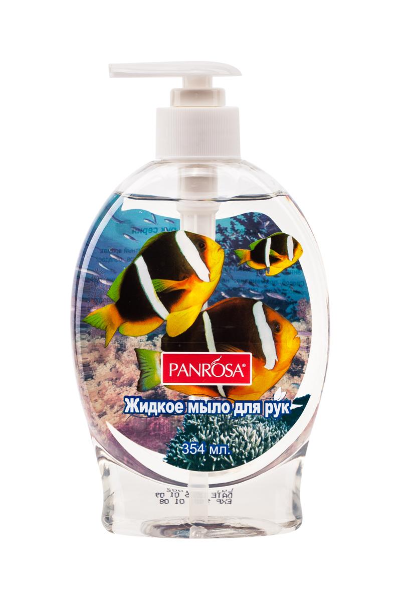 Жидкое мыло Panrosa Аквариум 3D 354мл5010777139655Жидкое мыло Panrosa, мягкое очищающее средство для любого типа кожи. Обладает тонизирующим и освежающим действием . Высокое содержание активных добавок позволяет использовать средство и в холодной воде.УВАЖАЕМЫЕ КЛИЕНТЫ!Обращаем ваше внимание на возможные изменения дизайна упаковки, связанные с ассортиментом продукции. Поставка осуществляется в зависимости от наличия на складе.