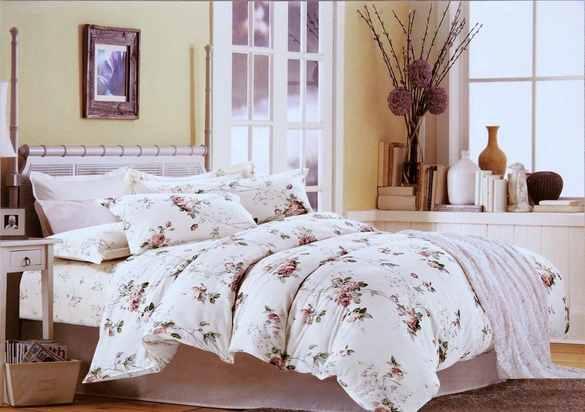 Комплект белья Modalin Vencel, 2-спальный, наволочки 50х70, 70x7068/5/3Комплект постельного белья Modalin, выполненный из сатина (100% хлопка), создан для комфорта и роскоши. Комплект состоит из пододеяльника, простыни и 4 наволочек. Постельное белье оформлено цветочным орнаментом. Пододеяльник застегивается на пуговицы, что позволяет одеялу не выпадать из него.Сатин - хлопчатобумажная ткань полотняного переплетения, одна из самых красивых, прочных и приятных телу тканей, изготовленных из натурального волокна. Благодаря своей шелковистости и блеску сатин называют хлопковым шелком.