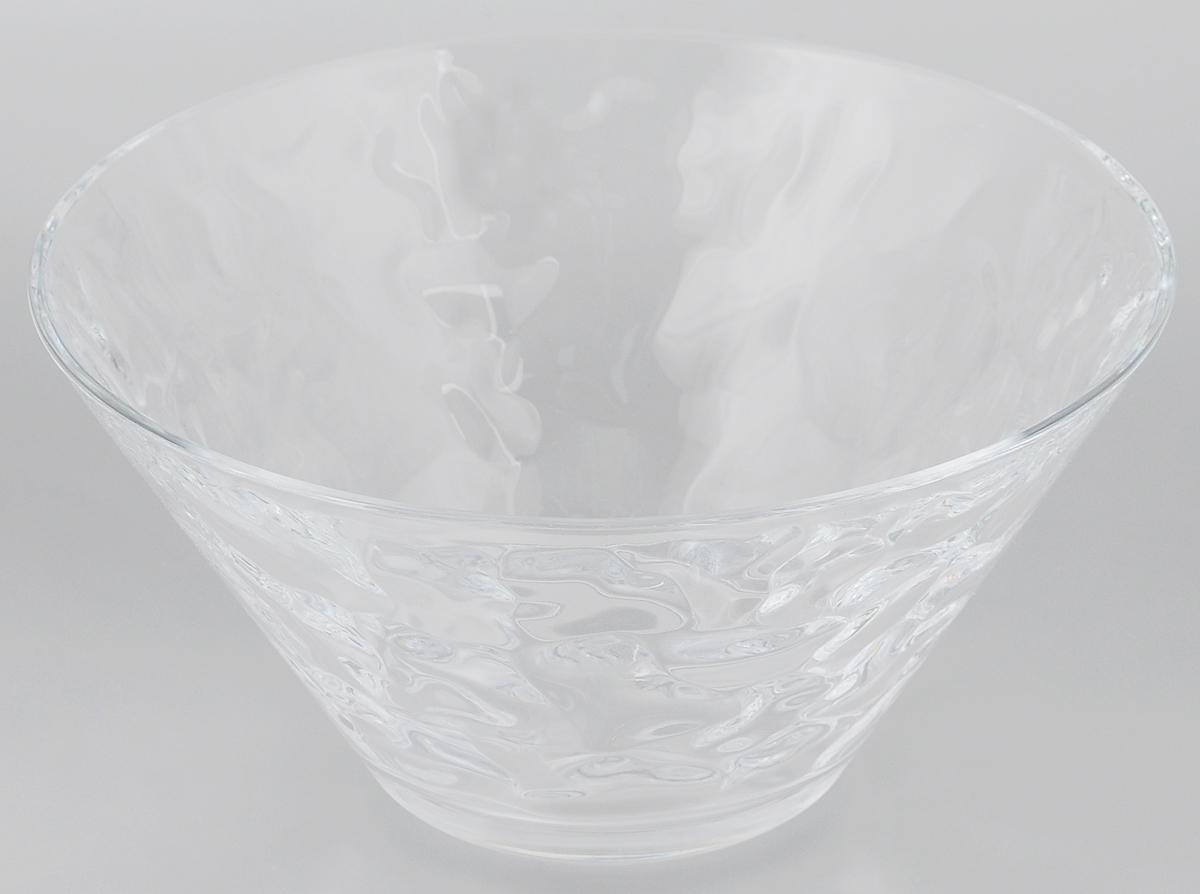 Салатник Pasabahce Grace, диаметр 26 см68118Салатник Pasabahce Grace, выполненный из прозрачного высококачественного натрий-кальций-силикатного стекла, предназначен для красивой сервировки различных блюд. Салатник сочетает в себе лаконичный дизайн с максимальной функциональностью. Оригинальность оформления придется по вкусу и ценителям классики, и тем, кто предпочитает утонченность и изящность.Можно мыть в посудомоечной машине. Диаметр салатника: 26 см.Высота салатника: 13 см.