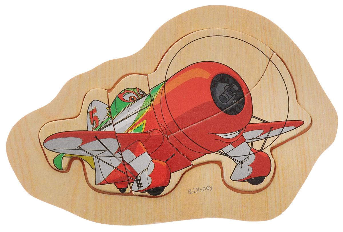 Disney Пазл для малышей Самолеты Эль Чупакабра disney gt пазл gt7130 самолеты 20 20 см дерево tm
