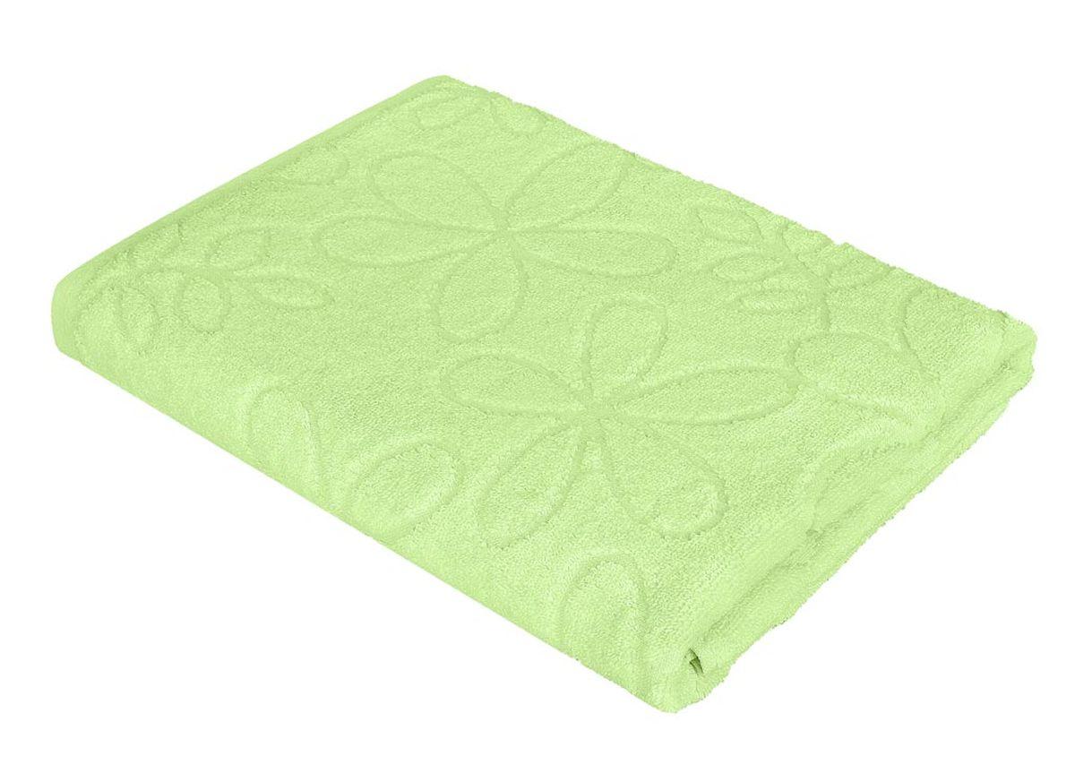 Полотенце Soavita Поляна, цвет: зеленый, 68 х 135 см531-105Махровое полотенце Soavita Поляна выполнено из хлопка. Полотенца используются для протирки различных поверхностей, также широко применяются в быту.Перед использованием постирать при температуре не выше 40 градусов.Размер полотенца: 68 х 135 см.