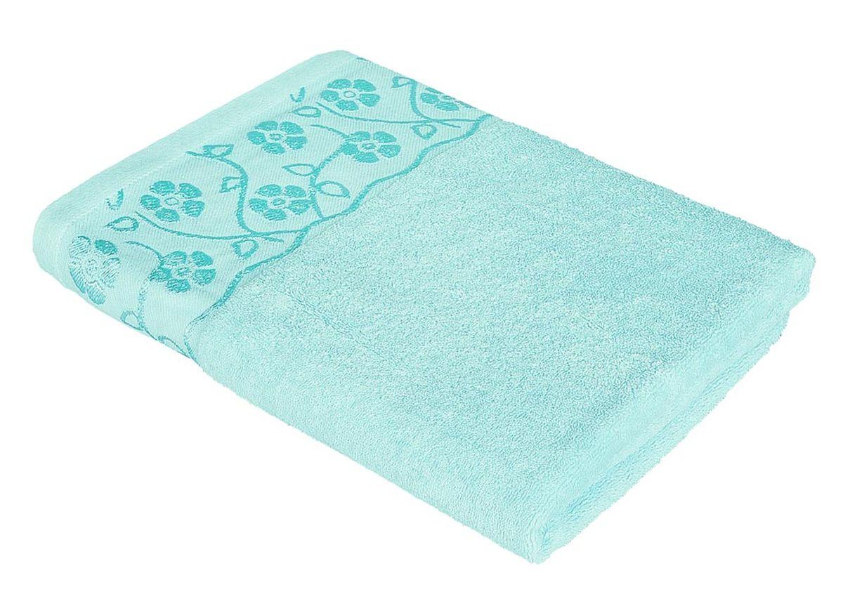 Полотенце Soavita Ванесса, цвет: бирюзовый, 48 х 90 см391602Махровое полотенце Soavita Ванесса выполнено из хлопка. Полотенца используются для протирки различных поверхностей, также широко применяются в быту.Перед использованием постирать при температуре не выше 40 градусов.Размер полотенца: 48 х 90 см.