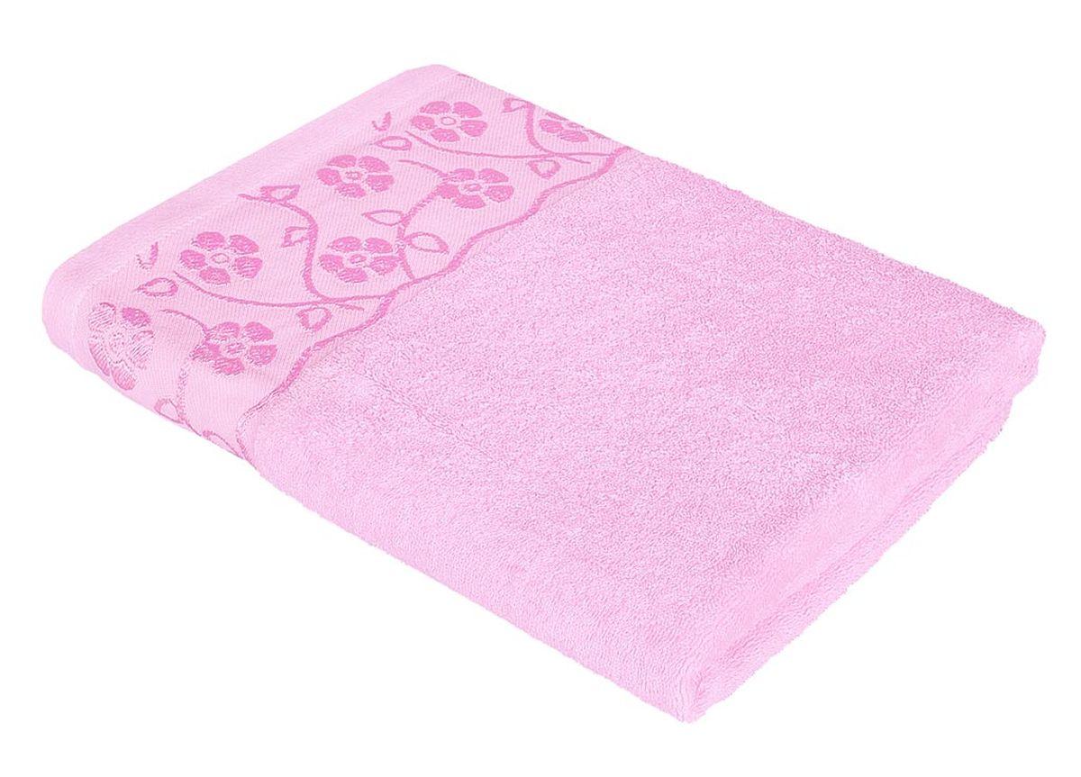 Полотенце Soavita Ванесса, цвет: розовый, 48 х 90 см68/5/1Махровое полотенце Soavita Ванесса выполнено из хлопка. Полотенца используются для протирки различных поверхностей, также широко применяются в быту.Перед использованием постирать при температуре не выше 40 градусов.Размер полотенца: 48 х 90 см.