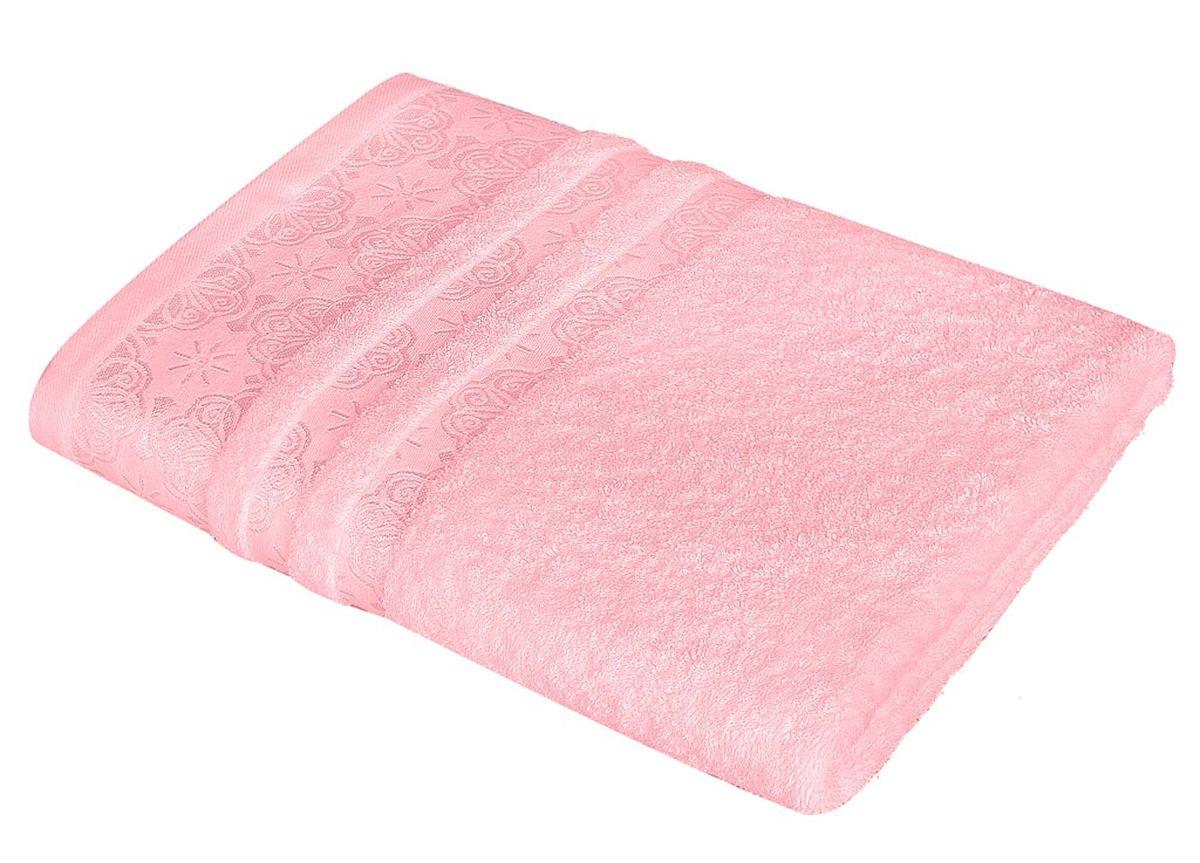 Полотенце Soavita Орнамент, цвет: персиковый, 48 х 90 смCLP446Махровое полотенце Soavita Орнамент выполнено из хлопка. Полотенца используются для протирки различных поверхностей, также широко применяются в быту.Перед использованием постирать при температуре не выше 40 градусов.Размер полотенца: 48 х 90 см.