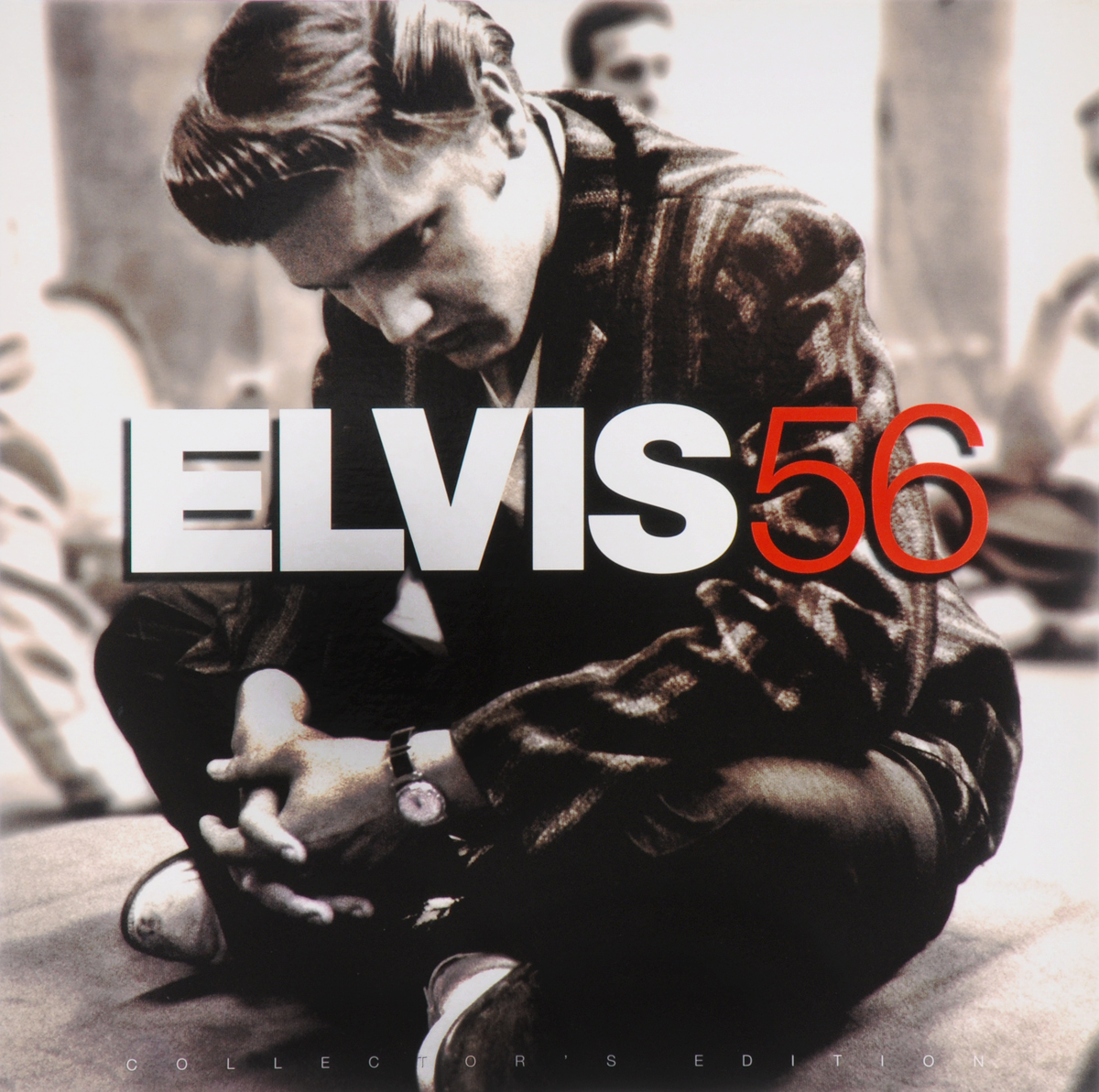 Элвис Пресли Elvis Presley. Elvis 56. Collector's Edition (LP)