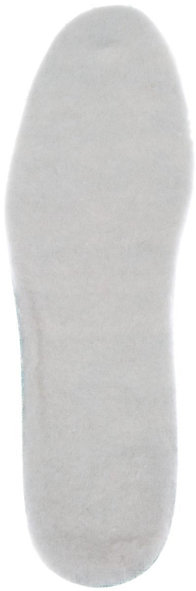 Стельки детские Котофей, цвет: молочный. 01002004-20. Размер 42MW-3101Вкладные детские стельки от Котофей обеспечат комфорт ногам вашего ребенка и улучшат гигиенические свойства обуви. Верхний слой стелек из натуральной шерсти, обладая высокими теплозащитными свойствами, мягко согревает и сохраняет ноги в тепле, снимает статическое электричество. Содержащийся в составе животный воск, обладает антибактериальными свойствами. Нижний слой из мягкого вспененного материала обеспечивает впитывание избыточной влаги, быстро сохнет и препятствует размножению бактерий. Стелька имеет анатомическое ложе, которое способствует фиксации пяточной части стопы в вертикальном положении и уменьшает нагрузку на суставы и связки.