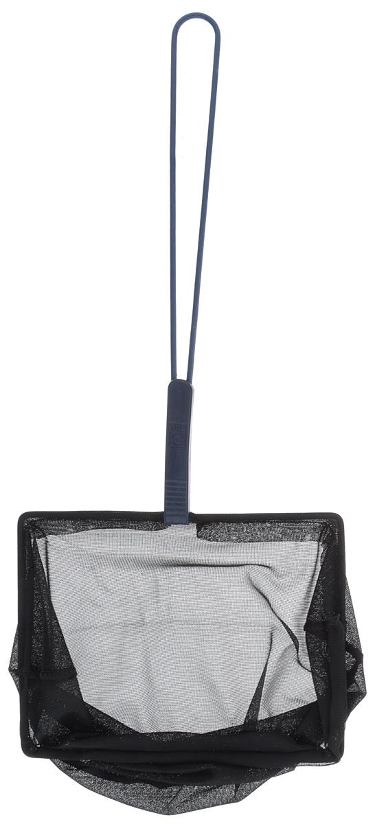 Сачок аквариумный JBL Fangnetz Premium, мелкоячеистый, 20 х 15 см0120710Сачок JBL Fangnetz Premium предназначен для легкого извлечения рыб или остатков корма из аквариума. Изделие выполнено из металла со специальным пластиковым покрытием. Сетка изготовлена из износоустойчивой нейлоновой нити. Такой сачок безопасен для рыб, устойчив к коррозии и долговечен. Можно использовать в пресной и морской воде. Размер сачка: 20 х 15 см. Длина ручки: 30 см.
