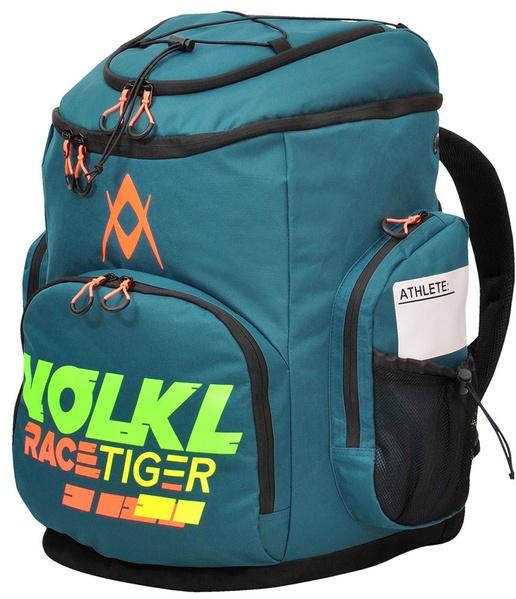 Рюкзак горнолыжных ботинок Volkl Race Backpack Team Medium Backpack9062_72Сумка/рюкзак для ботинок Volkl. Имеет двойные ручки с мягкой накладкой для вашего комфорта и влагостойкое усиленное дно.• Материал: 100% полиэстер