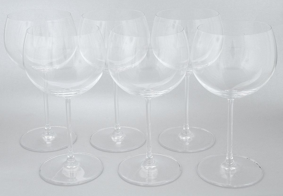 Набор бокалов Pasabahce Vintage, 550 мл, 6 шт4991383Набор Pasabahce Vintage состоит из двух бокалов, выполненных из прочного стекла. Изделия оснащены невысокими изящными ножками, отлично подходят для подачи вина и других напитков. Бокалы сочетают в себе элегантный дизайн и функциональность. Набор бокалов Pasabahce Vintage прекрасно оформит праздничный стол и создаст приятную атмосферу за ужином. Такой набор также станет хорошим подарком к любому случаю. Можно мыть в посудомоечной машине.Диаметр бокала по верхнему краю: 9 см. Высота бокала: 20 см.