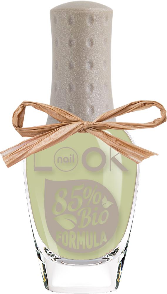 nailLOOK Лак для ногтей серии Trends Bio Polish, Early Olive , 8,5 млSC-FM20104Новая линия био лаков, она совмещает в себе две инновации, возможность пропускать воздух и воду плюс замена стандартной нитроцеллюлозы в составе на природную, которая является выдержкой из овощей. Био формула позволяет наносить лаки без базового покрытия, не окрашивая ногтевую пластину и создавая невидимую сетчатаю пленку, позволяющую ногтям дышать и сохранять естественный баланс влаги. Био лаки могут использовать беременные и даже дети. Этот чистый оливковый цвет, который навевает нам мечты о солнечной Греции и о празднике сбора урожая. Мягкий и обволакивающий оттенок хорошо сочетаются со светло-коричневыми и шоколадными цветами.