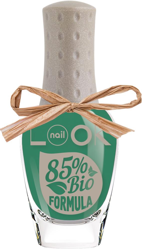 nailLOOK Лак для ногтей серии Trends Bio Polish, Lush Meadow , 8,5 млперфорационные unisexНовая линия био лаков, она совмещает в себе две инновации, возможность пропускать воздух и воду плюс замена стандартной нитроцеллюлозы в составе на природную, которая является выдержкой из овощей. Био формула позволяет наносить лаки без базового покрытия, не окрашивая ногтевую пластину и создавая невидимую сетчатаю пленку, позволяющую ногтям дышать и сохранять естественный баланс влаги. Био лаки могут использовать беременные и даже дети. Темно-зеленый оттенок с интригующим изумрудным подтоном, на пике популярности в этом сезоне.Уважаемые клиенты!Обращаем ваше внимание на возможные изменения в дизайне упаковки. Качественные характеристики товара остаются неизменными. Поставка осуществляется в зависимости от наличия на складе.