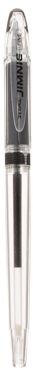 Zebra Ручка шариковая Jimnie черная730396Шариковая ручка Zebra Jimnie станет незаменимыми атрибутом учебы или работы. Тщательно продуманный эргономичный дизайн, каучуковая подушка для пальцев, пишущий шарик нового поколения. Ручка дополнена колпачком с удобным пластиковым клипом. Надежная ручка строгого классического дизайна станет верным помощником для студента и офисного работника.