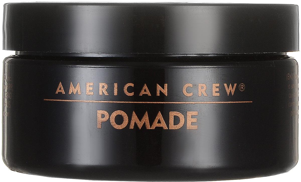 American Crew Помада со средней фиксацией и высоким уровнем блеска для укладки волос Pomade 85 гMP59.4DAmerican Crew Pomade Помада со средней фиксацией и высоким уровнем блеска для укладки волос обеспечивает среднюю фиксацию волос и высокий уровень блеска. В состав средства входит такой компонент, как ланолин (животный воск), который придаёт волосам необходимую стойкость от воздействия внешних факторов. Также помада со средней фиксацией Американ Крю содержит сахарозу, которая быстро и эффективно увлажняет волосы, защищает кожу головы от сухости при использовании фена.Данный продукт компании American Crew является современной альтернативой гелям для укладки волос и прекрасно подходит для ухода за кучерявыми волосами, не наносит никакого вреда волосяной структуре. Помада Американ Crew с лёгкостью позволит создать необходимую причёску, при этом обеспечивая отличную стойкость волос.Степень фиксации: средняя фиксация.