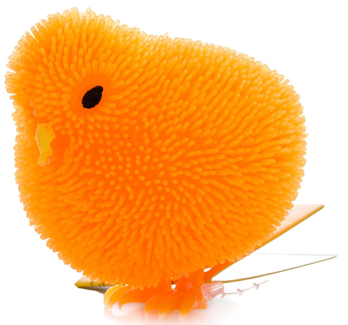 HGL Фигурка Цыпленок с подсветкой цвет оранжевый