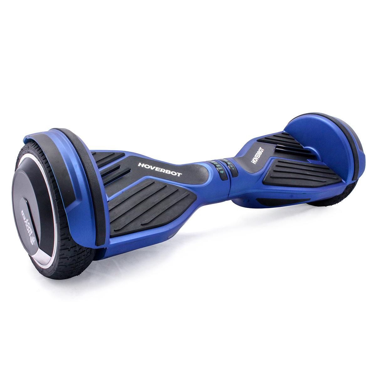Гироскутер Hoverbot A-6 Premium, цвет: синий матовыйAIRWHEEL M3-162.8Гироцикл Hoverbot А6 Premium можно использовать для развлечения, в качестве спортивного снаряда, а также в качестве самого настоящего транспортного средства. Эффективный принцип, заложенный в основу этого устройства, обеспечивает максимальную простоту в эксплуатации и отличную управляемость, ведь встроенный гироскоп реагирует на малейшее движение тела, облегчая управление. Платформы для ног имеют отличное сцепление с обувью. Небольшие фонари спереди устройства осветят мелкие трещины и препятствия на дороге в тёмное время суток, а также сделают вас заметнее для других пешеходов или атомобилистов. Технические характеристики: Возможная дистанция: 15-20 кмМаксимальная скорость: 15 км/чАккумулятор: Lithium 36V 4,4 AHРазмер колеса: 6,5(165мм)Мощность мотора: 2х350WМаксимальная нагрузка: 120 кгВремя заряда/сеть: 120мин/220ВВес нетто: 11Вес брутто: 12,5Влагозащита: IP54Условия эксплуатации: -10°C - 50°C3 режима работы устройства. (Начинающий, стандартный, продвинутый), Bluetooth.Пульт управления. Комплектация: Зарядное устройство, чехол, гарантийный талон, сертификат, инструкция.