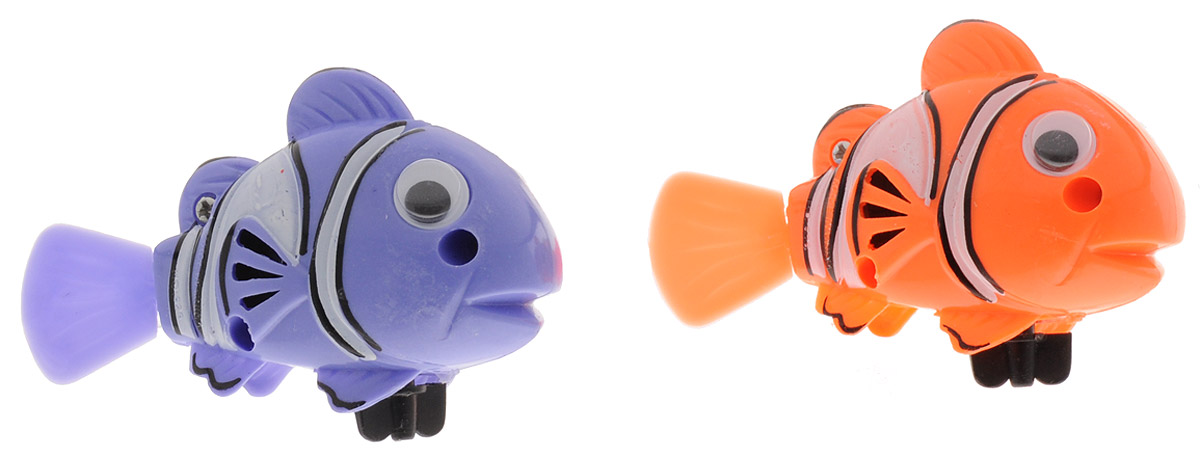 HGL Набор заводных рыбок Wind Up Fish 2 шт