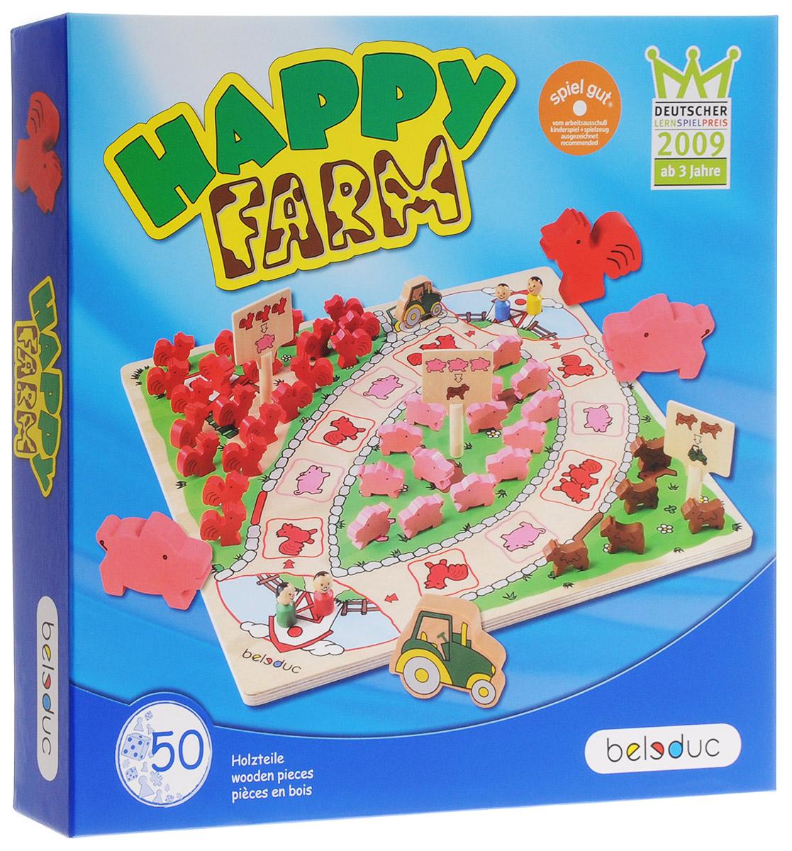 Beleduc Обучающая игра Веселая ферма