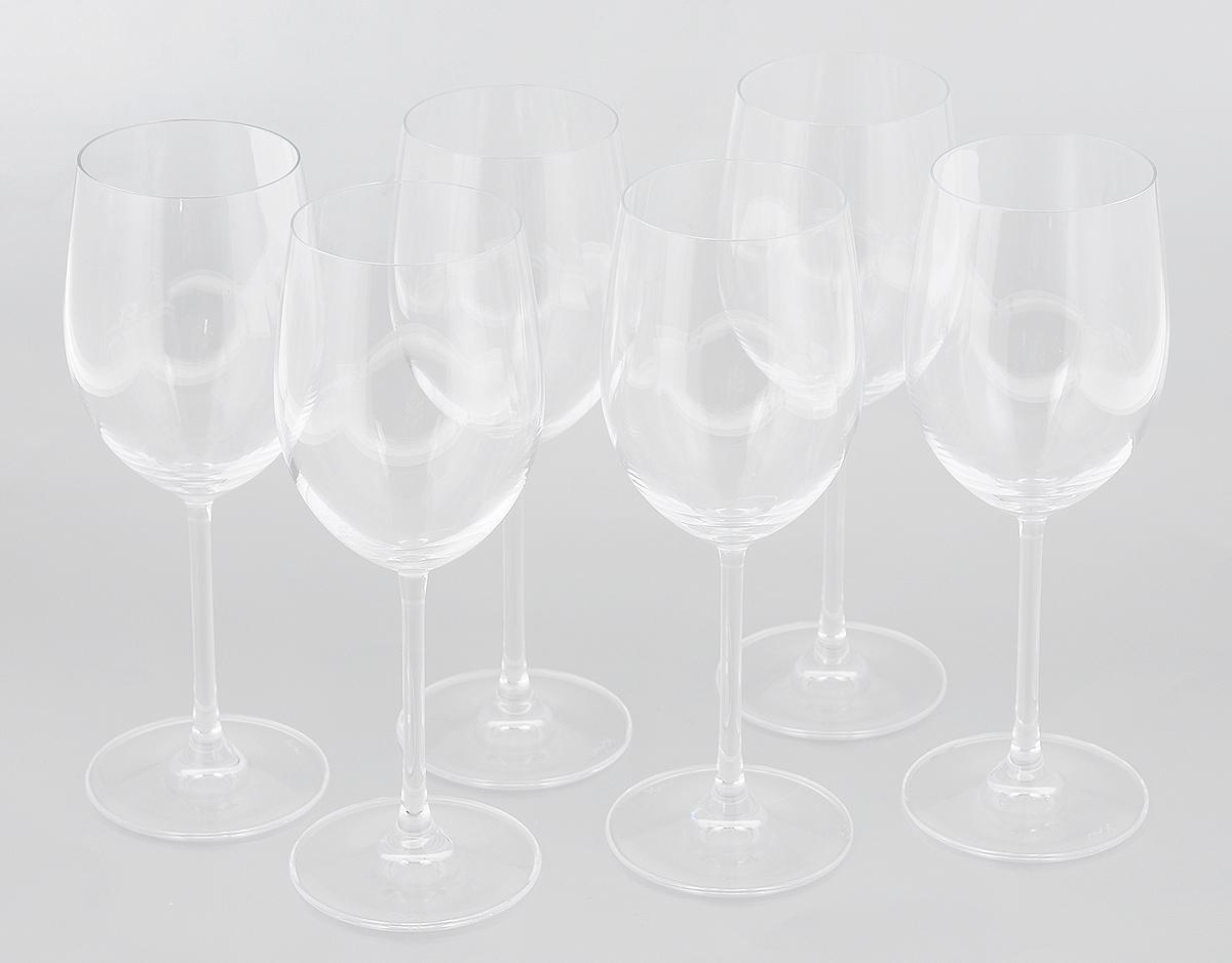 Набор бокалов для вина Pasabahce Vintage, 325 мл, 6 шт66117NНабор Pasabahce Vintage, выполненный из бессвинцового стекла, состоит из шести бокалов. Изделия предназначены для подачи вина. Они сочетают в себе элегантный дизайн и функциональность.Набор бокалов Pasabahce Vintage прекрасно оформит праздничный стол и создаст приятную атмосферу за романтическим ужином. Такой набор также станет хорошим подарком к любому случаю. Можно мыть в посудомоечной машине.Диаметр бокала (по верхнему краю): 6,3 см. Высота бокала: 21 см.
