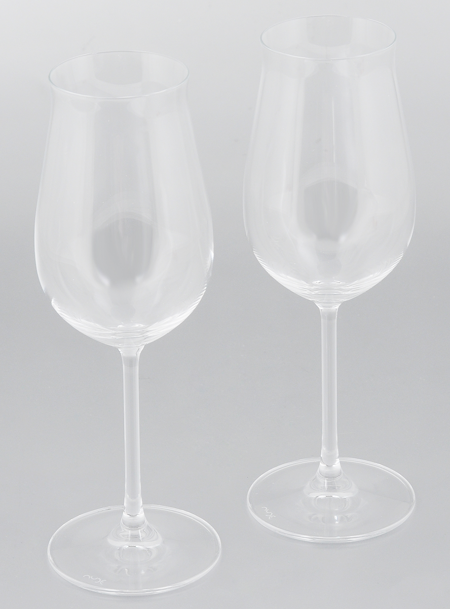 Набор бокалов для вина Pasabahce Vintage, 230 мл, 2 штGE01-410Набор Pasabahce Vintage, выполненный из бессвинцового стекла, состоит из двух бокалов. Изделия предназначены для подачи вина. Они сочетают в себе элегантный дизайн и функциональность.Набор бокалов Pasabahce Vintage прекрасно оформит праздничный стол и создаст приятную атмосферу за романтическим ужином. Такой набор также станет хорошим подарком к любому случаю. Можно мыть в посудомоечной машине.Диаметр бокала (по верхнему краю): 5,5 см. Высота бокала: 22 см.