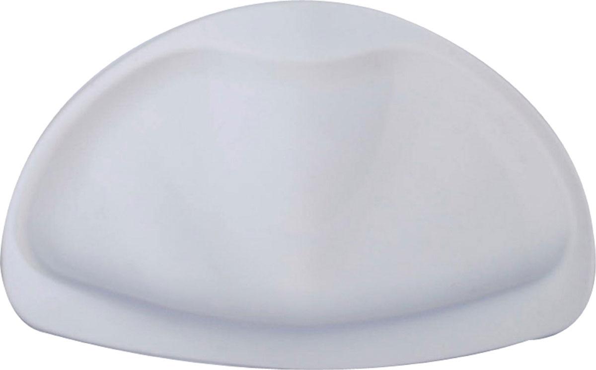 Подушка для ванны Ridder Tecno+, цвет: белый, 20 х 30 смА6800601Высококачественный немецкий подголовник Tecno+ создан для вашего удобства.Он изготовлен из синтетического каучука с защитой от плесени и грибка, не содержит ПВХ, имеет присоски для крепления. Безопасность изделия соответствует стандартам LGA (Германия).