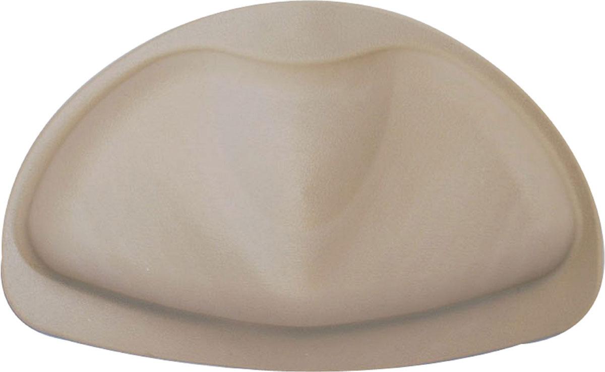 Подушка для ванны Ridder Tecno+, цвет: бежевый, 20 х 30 см531-105Высококачественный немецкий подголовник Tecno+ создан для вашего удобства.Он изготовлен из синтетического каучука с защитой от плесени и грибка, не содержит ПВХ, имеет присоски для крепления. Безопасность изделия соответствует стандартам LGA (Германия).