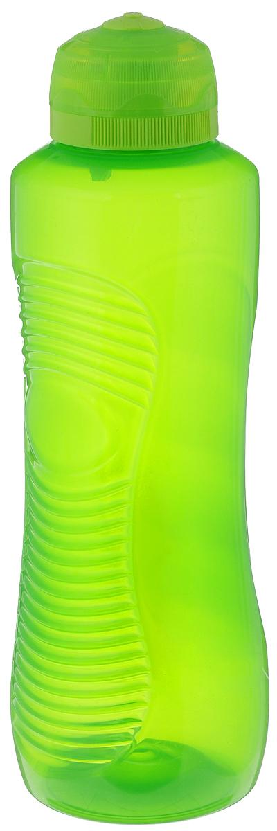 Бутылка для воды Sistema Twist n Sip, цвет: салатовый, 800 мл67743Стильная бутылка для воды Sistema Twist n Sip, изготовленная из пластика, оснащена крышкой, которая плотно и герметично закрывается. Широкое отверстие позволяет удобно наливать жидкость и добавлять лед. Бутылка оснащена просто открывающимся и, в то же время, надежным защитным клапаном. Подходит для велосипедных держателей.