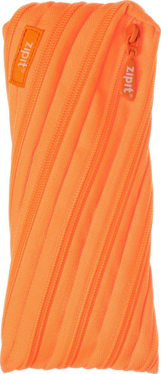 Zipit Пенал Neon Pouch цвет оранжевыйZT-NN-4Оригинальный пенал Zipit Neon Pouch изготовлен из одной длинной застежки-молнии. Он удобен для разных мелочей и пишущих принадлежностей.