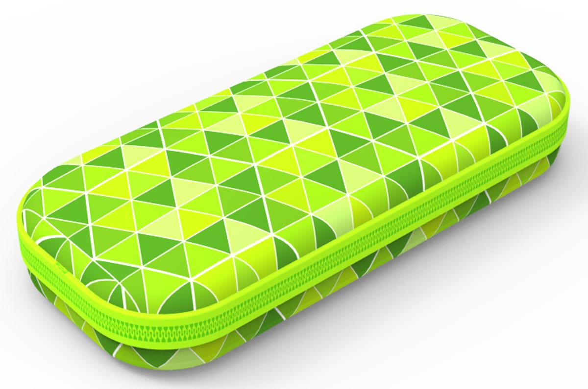 Zipit Пенал Colorz Box цвет салатовый72523WDПрочный пенал Zipit Colorz Box в мягкой обшивке хорошо сохранит ваши пишущие принадлежности. Он выполнен из высококачественных практичных материалов и дополнен застежкой-молнией. Пенал многофункциональный: может вместить до 20 ручек и карандашей. Также в нем можно хранить ножницы, точилки, карандаши, мобильный телефон, личные вещи и многое другое. Стильный дизайн подарит обладателю пенала отличное настроение.