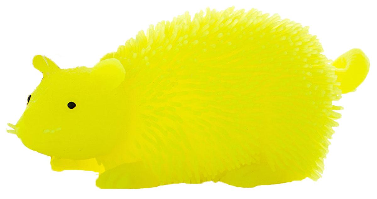 HGL Фигурка Мышь с подсветкой цвет желтый