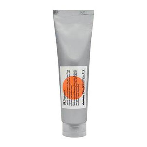 Davines Питательная восстанавливающая маска для волос после солнца Essential Haircare Su After Sun Nourishing Mask, 150 млMP59.4DМаска предназначена для волос, которые продолжительное время подвергались солнечному воздействию. Интенсивное воздействие масел абрикоса и жожоба, рисовых протеинов и витамина Е, восстанавливают структуру волос. Питая и увлажняя волосы, делает их эластичными, блестящими и послушными. Маска предупреждает образование свободных радикалов.