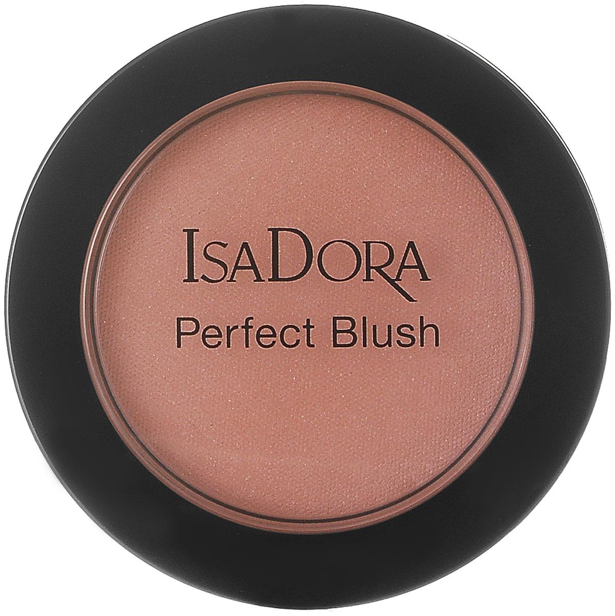 Isadora румяна Perfect blush 66 4,5грA8910000Нежные бархатистые румяна, устойчивые, насыщенная пигментами текстура, матовые и сияющие оттенки.Без отдушек. Клинически тестировано.